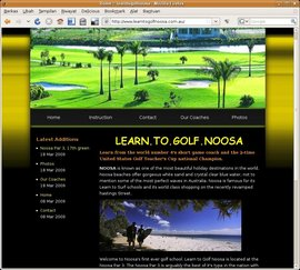 Learn to Golf Noosa